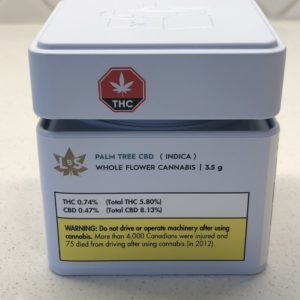 LBS - Palm Tree CBD