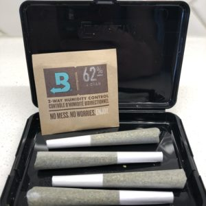 Vertical – Cold Creek Kush Pre-rolls
